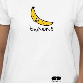 Camiseta Patibanano $32.000